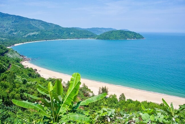 Lang Van Beach Da Nang