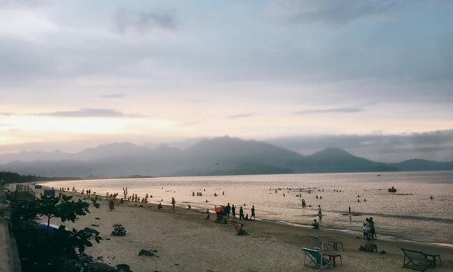 Xuan Thieu Beach Da Nang