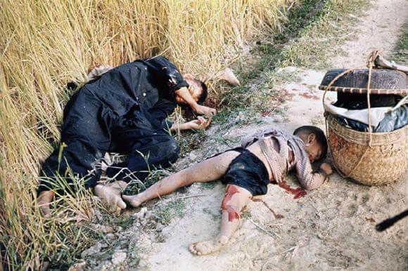 My Lai Vietnam Massacre 1986
