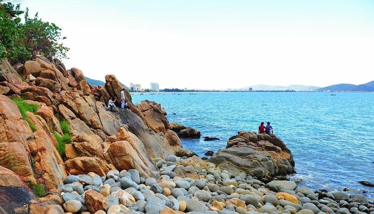 Quy Nhon Beach from Hoi An