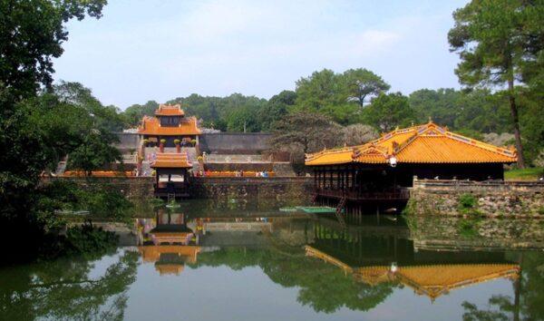 Danang Hue Hoi An