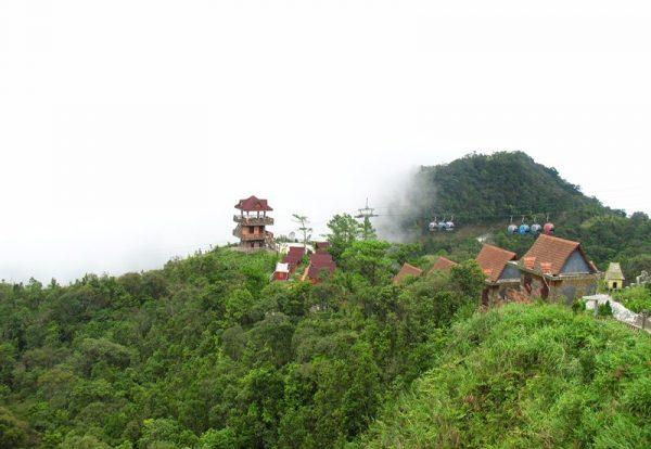 Bana hill Danang