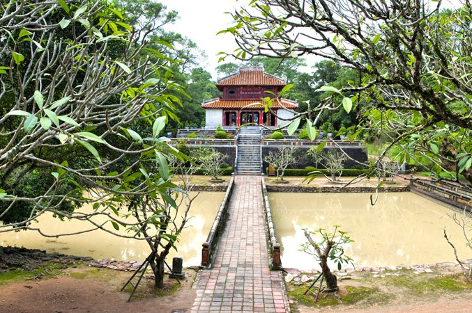 My Son Holy Land - Hoi An to My son