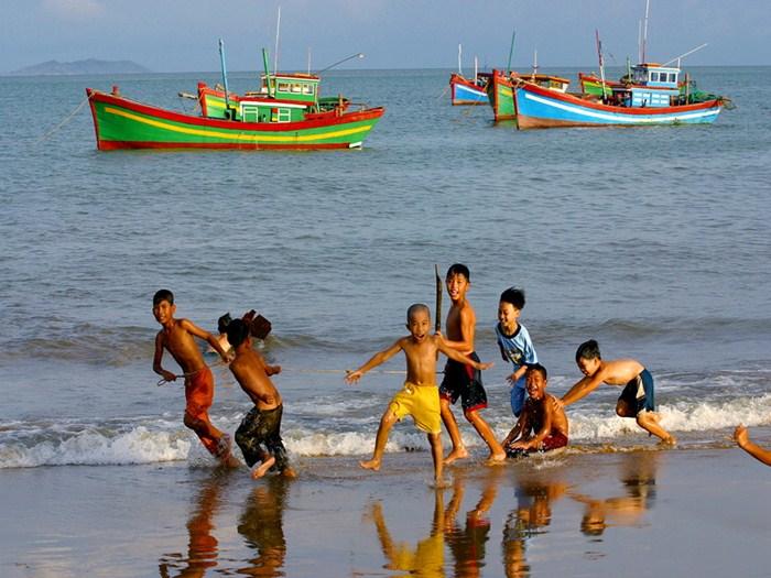 Nha Trang to Quy Nhon
