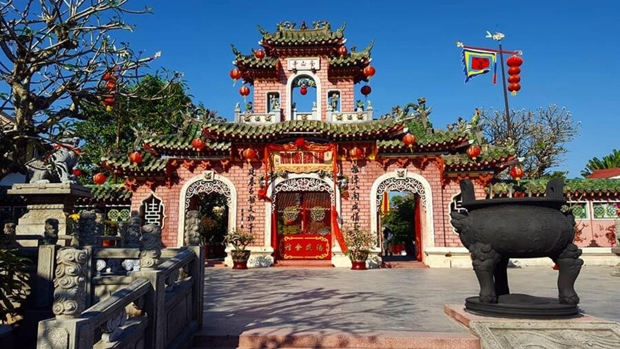 Phuoc Kien Temple, Hoi An
