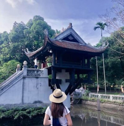 Chua Mot Cot, Hanoi
