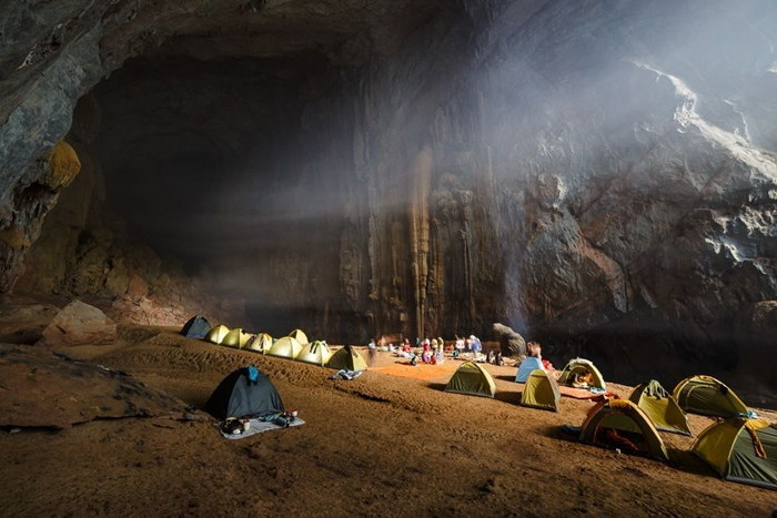 the Biggest Cave in Vietnam