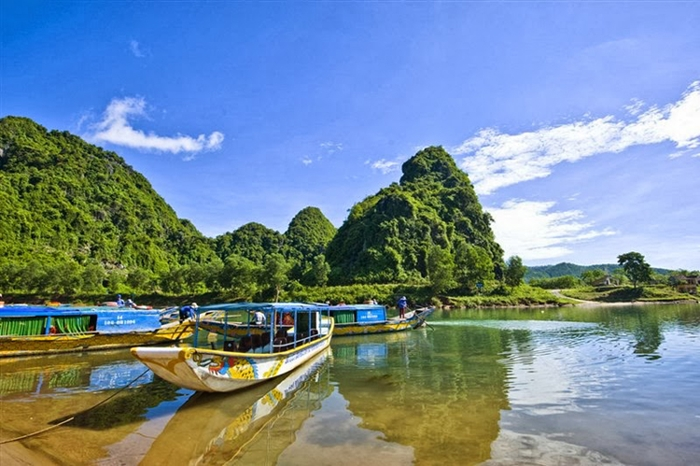 Hue to Phong Nha Ke Bang National Park