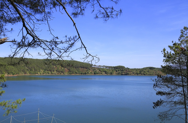 Bien Ho Lake Pleiku Gia Lai