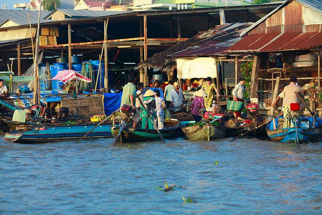 Cai Rang Market 2- Hiep Vo (2)