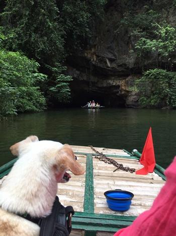 Lionel visits Ninh Binh