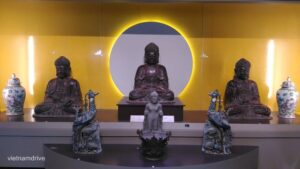 Buddhism Museum at the Marble Mountains