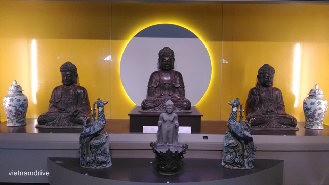 Buddhist Museum at the Marble Mountains