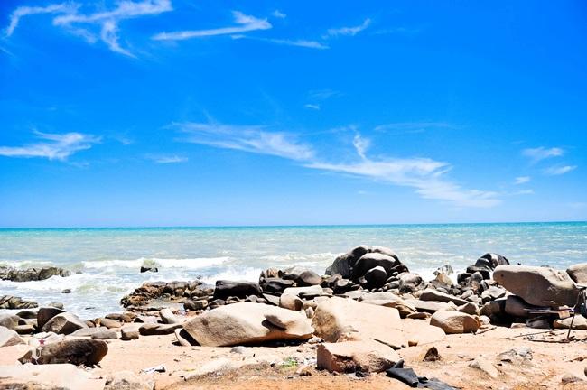 Ho Coc Beach, Long Hai, Vung Tau