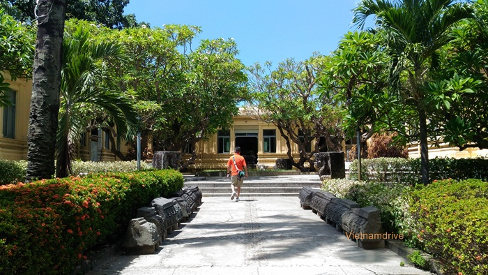Cham Museum in Da Nang City