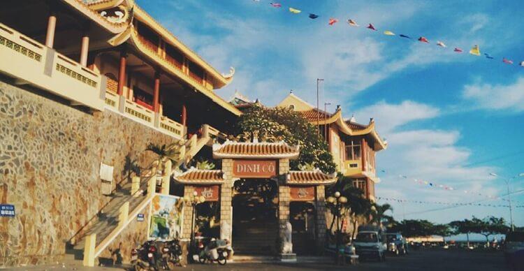 Dinh Co, Long Hai, Vung Tau