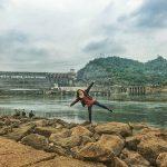 Hydropower plant of Hoa Binh