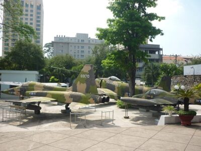 War Remnants Museum - Sai Gon