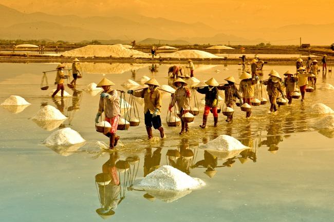 Sa Huynh in Quang Ngai Vietnam