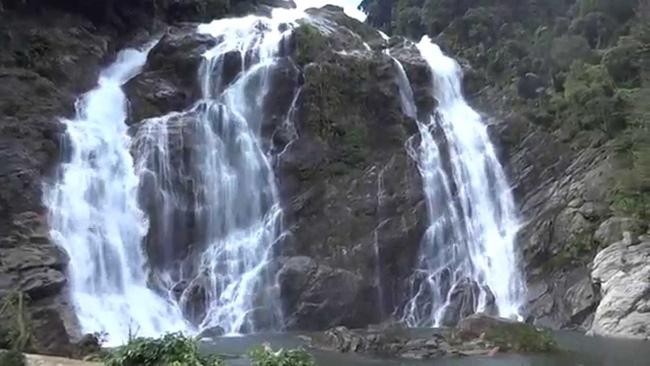 Minh Long White Waterfall - Quang Ngai