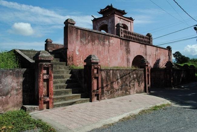 Chau Sa ancient citadel - Quang Ngai