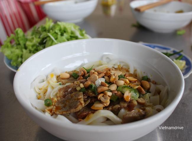 Quang Noodle- Vietnamese food
