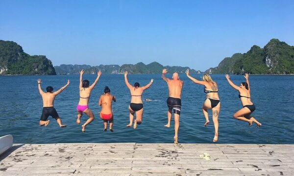 Halong Bay in Ninh Binh, Vietnam