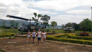 Khe Sanh at DMZ - Vietnam battlefield
