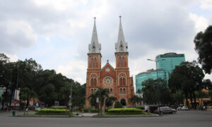 Duc Ba Church in Ho Chi Minh City