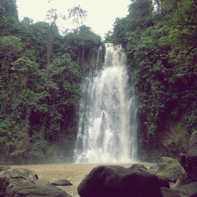 Bobla Waterfall Dalat