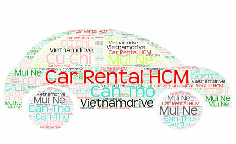 Car Rental in Ho Chi Minh City Vietnam