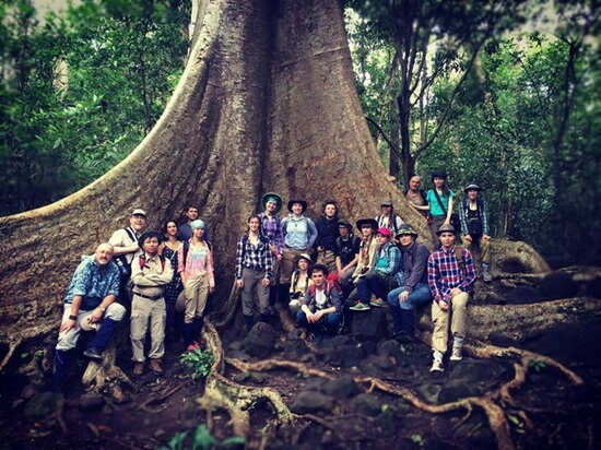 Visit Nam Cat Tien National Park