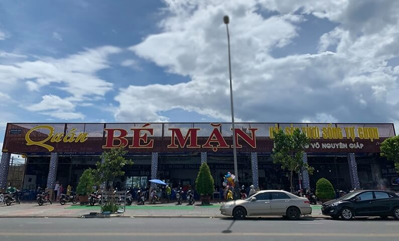 Be Man Restaurant