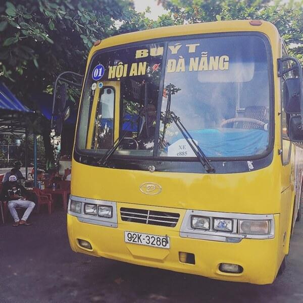 Hoi An Danang Bus