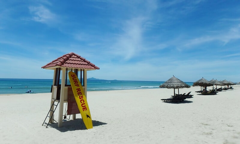 Non Nuoc Beach Danang